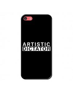 Coque iPhone 5C Artistic Dictator White - Shop Gasoline