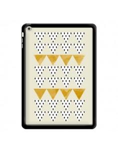 Coque Triangles Or Garland Gold pour iPad Air - Pura Vida