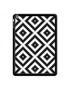Coque Diamond Chevron Black and White pour iPad Air - Pura Vida