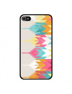 Coque iPhone 4 et 4S Azteque Aztec Tribal Pura Vida - Pura Vida