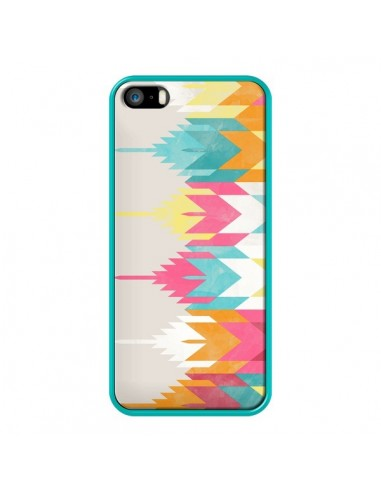 Coque iPhone 5/5S et SE Azteque Aztec Tribal Pura Vida - Pura Vida
