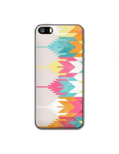 Coque iPhone 5/5S et SE Azteque Aztec...