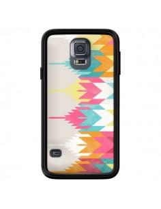 Coque Azteque Aztec Tribal Pura Vida pour Samsung Galaxy S5 - Pura Vida
