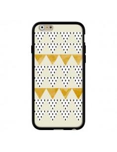 Coque iPhone 6 et 6S Triangles Or Garland Gold - Pura Vida