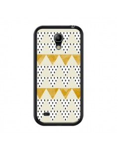 Coque Triangles Or Garland Gold pour Samsung Galaxy S4 Mini - Pura Vida