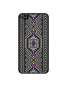 Coque iPhone 4 et 4S Tribalist Tribal Azteque - Pura Vida