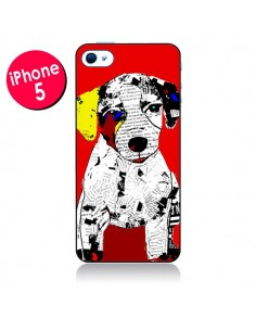 Coque Chien Russel pour iPhone 5