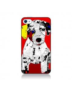 Coque Chien Russel pour iPhone 4 et 4S