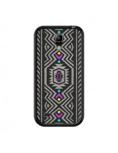 Coque Tribalist Tribal Azteque pour Samsung Galaxy S4 Mini - Pura Vida