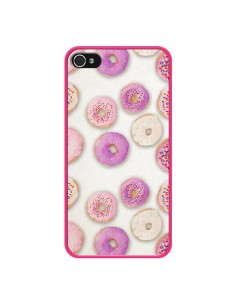 Coque iPhone 4 et 4S Donuts Sucre Sweet Candy - Pura Vida