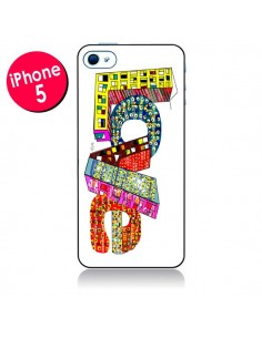Coque Love Street pour iPhone 5
