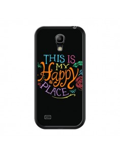 Coque This is my Happy Place pour Samsung Galaxy S4 Mini - Rachel Caldwell