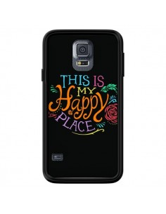 Coque This is my Happy Place pour Samsung Galaxy S5 - Rachel Caldwell