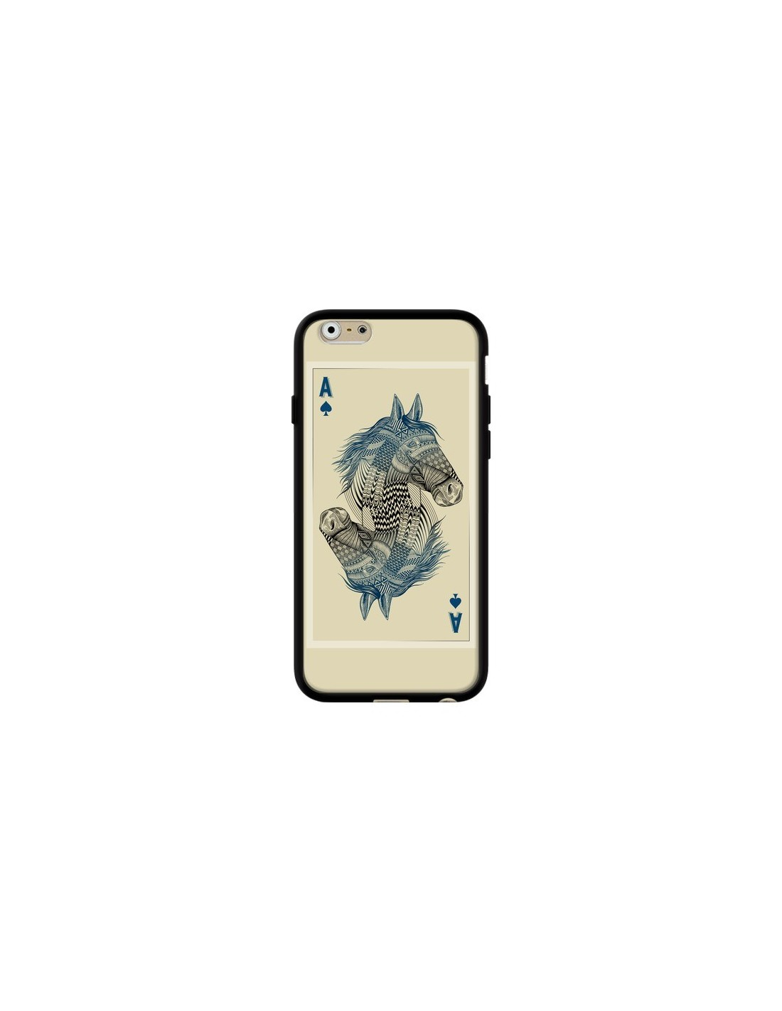 coque iphone 6 horse