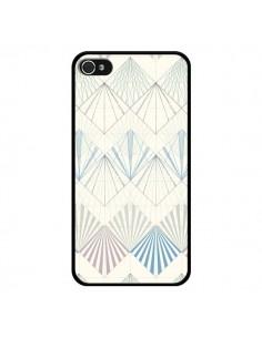 Coque iPhone 4 et 4S Pastel - Rachel Caldwell