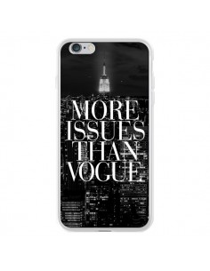 Coque More Issues Than Vogue New York pour iPhone 6 Plus et 6S Plus - Rex Lambo