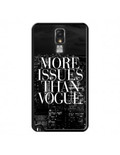 Coque More Issues Than Vogue New York pour Samsung Galaxy Note III - Rex Lambo