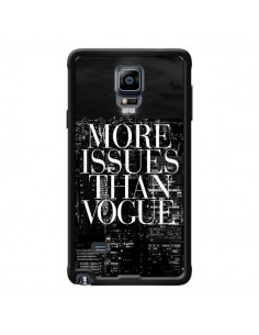 Coque More Issues Than Vogue New York pour Samsung Galaxy Note 4 - Rex Lambo