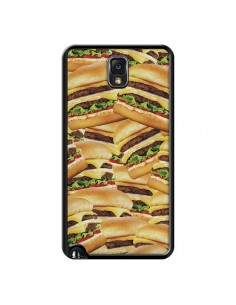 Coque Burger Hamburger Cheeseburger pour Samsung Galaxy Note III - Rex Lambo
