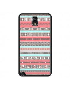 Coque Azteque Aztec Rose Pastel pour Samsung Galaxy Note III - Rex Lambo