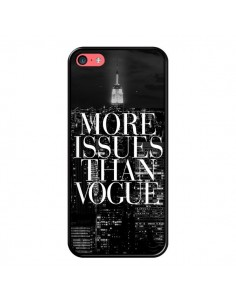 Coque More Issues Than Vogue New York pour iPhone 5C - Rex Lambo
