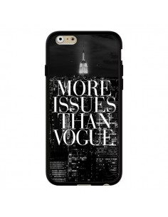 Coque More Issues Than Vogue New York pour iPhone 6 et 6S - Rex Lambo