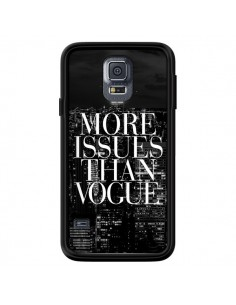 Coque More Issues Than Vogue New York pour Samsung Galaxy S5 - Rex Lambo