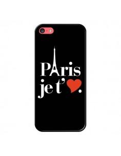 Coque Paris je t'aime pour iPhone 5C - Rex Lambo