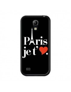 Coque Paris je t'aime pour Samsung Galaxy S4 Mini - Rex Lambo