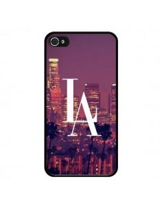 Coque iPhone 4 et 4S Los Angeles LA - Rex Lambo