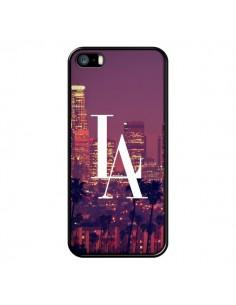 Coque iPhone 5/5S et SE Los Angeles LA - Rex Lambo