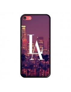 Coque Los Angeles LA pour iPhone 5C - Rex Lambo