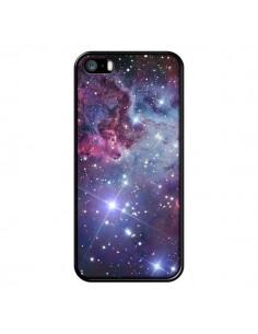Coque Galaxie Galaxy Espace Space pour iPhone 5/5S et SE - Rex Lambo