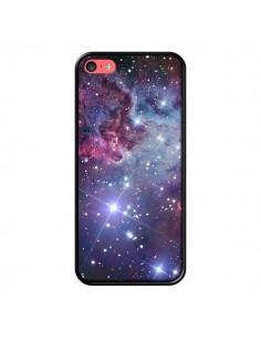 Coque iPhone 5C Galaxie Galaxy Espace Space - Rex Lambo