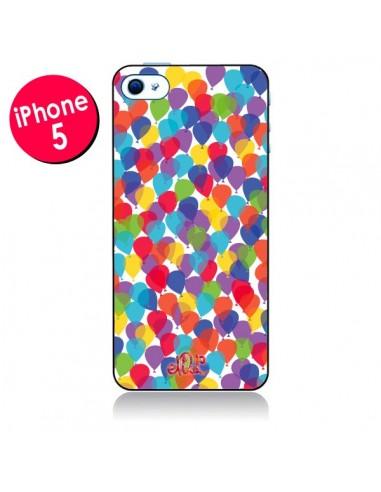 Coque Ballons La Haut pour iPhone 5