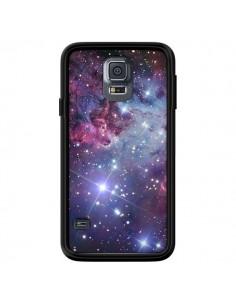 Coque Galaxie Galaxy Espace Space pour Samsung Galaxy S5 - Rex Lambo
