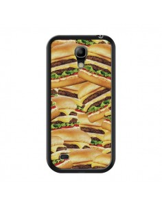 Coque Burger Hamburger Cheeseburger pour Samsung Galaxy S4 Mini - Rex Lambo
