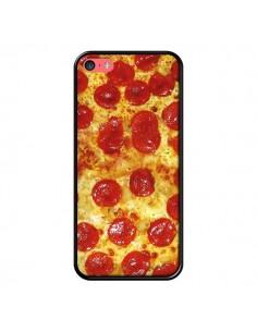 Coque iPhone 5C Pizza Pepperoni - Rex Lambo