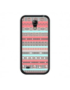 Coque Azteque Aztec Rose Pastel pour Samsung Galaxy S4 Mini - Rex Lambo