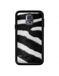 Coque Zebre Zebra pour Samsung Galaxy S5 - Laetitia