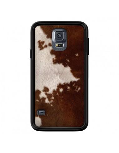 Coque Vache Cow pour Samsung Galaxy S5 - Laetitia