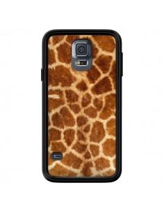 Coque Giraffe Girafe pour Samsung Galaxy S5 - Laetitia