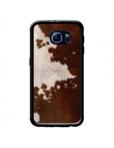 Coque Vache Cow pour Samsung Galaxy S6 - Laetitia
