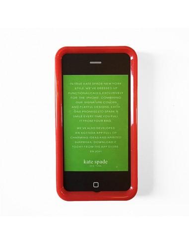 Coque à Pois Ultra Solide pour iPhone 4