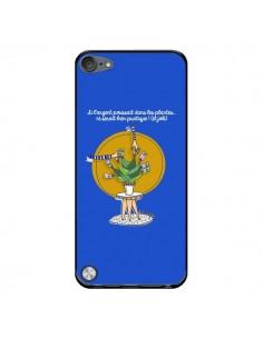 Coque L'argent ne pousse pas dans les plantes pour iPod Touch 5 - Leellouebrigitte