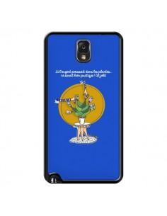 Coque L'argent ne pousse pas dans les plantes pour Samsung Galaxy Note III - Leellouebrigitte