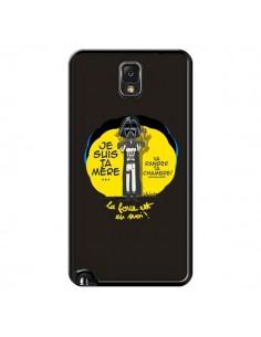 Coque Je suis ta mère Va ranger ta chambre Star Wars pour Samsung Galaxy Note III - Leellouebrigitte
