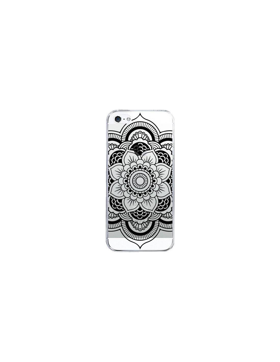 coque mandala iphone 5