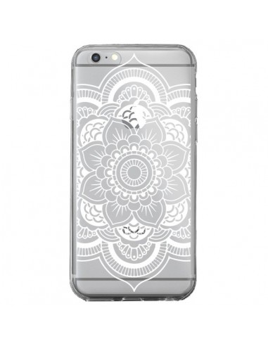 coque iphone 7 plus mandala blanc
