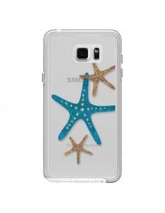 Coque Etoile de Mer Starfish Transparente pour Samsung Galaxy Note 5 - Sylvia Cook